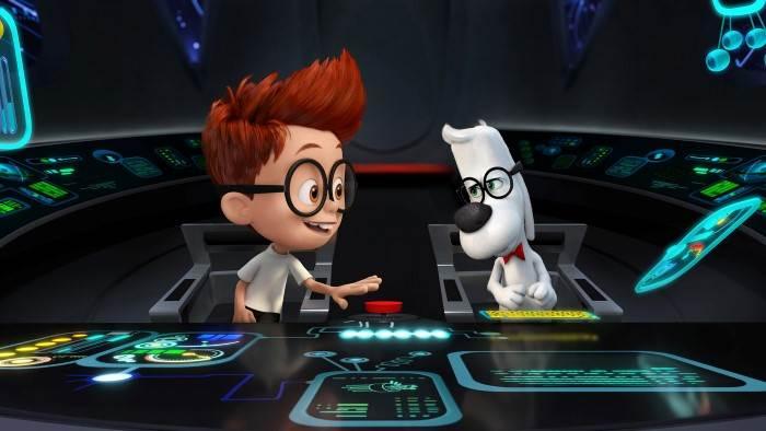 Image du programme M. Peabody et Sherman : les voyages dans le