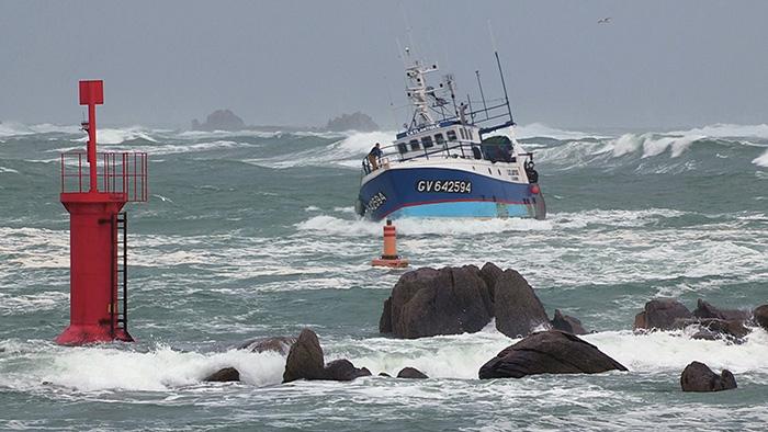 Image du programme Les colères de la mer