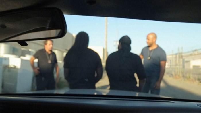 Image du programme Gangsters, les diables de l'Amérique