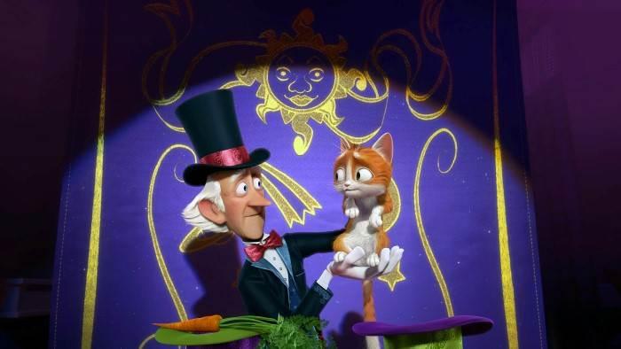 Image du programme Le manoir magique