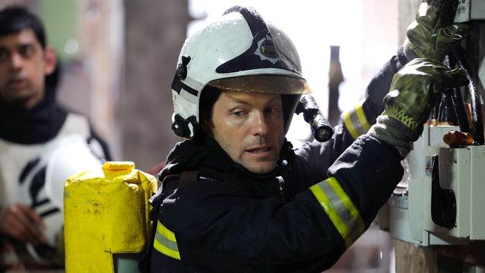 Image du programme The smoke S01