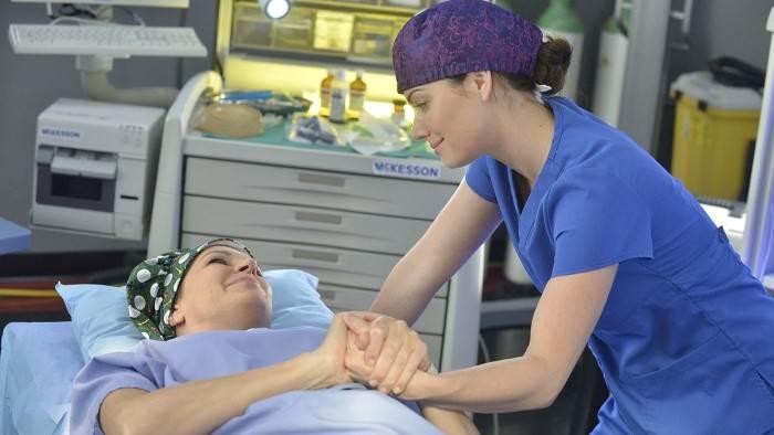 Image du programme Saving hope, au delà de la médecine