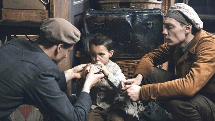 Image du programme L'enfant de Buchenwald