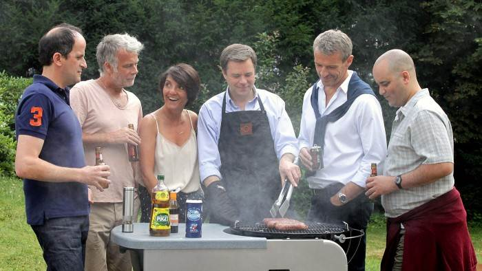Image du programme Barbecue