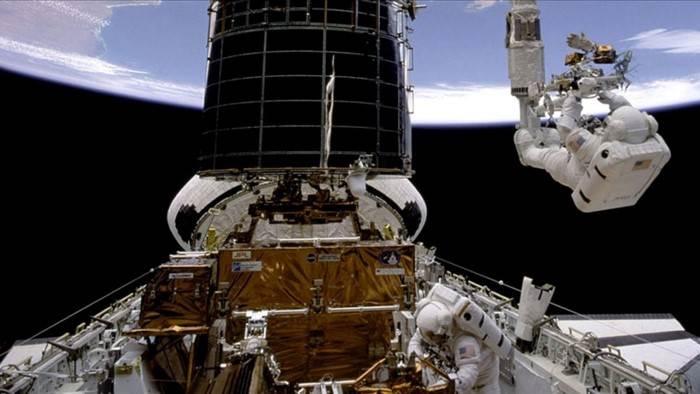 Image du programme Une perspective cosmique
