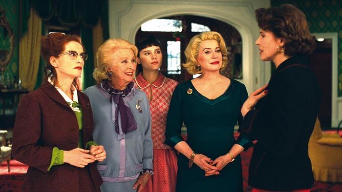 Image du programme 8 femmes