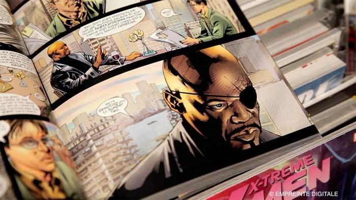Image du programme Marvel Univers - La fièvre des comics