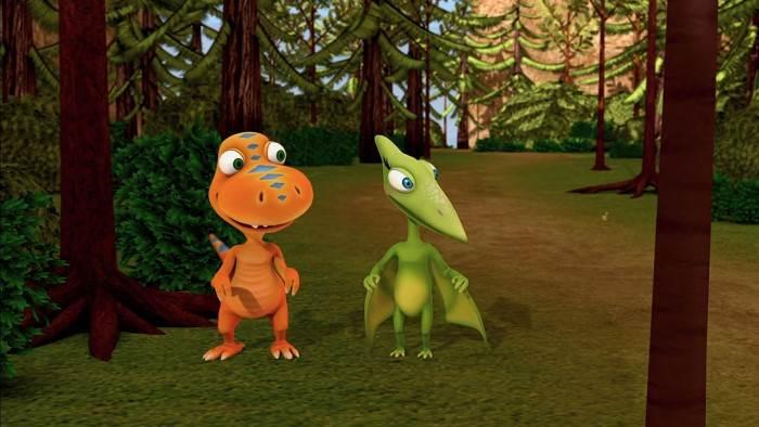 Image du programme ABC Dino !