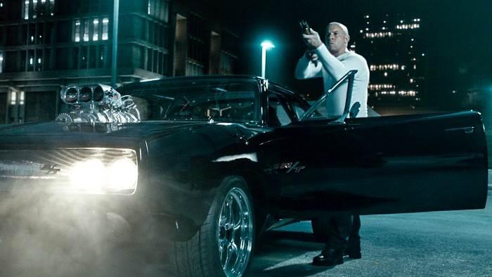 Image du programme Fast & Furious 7
