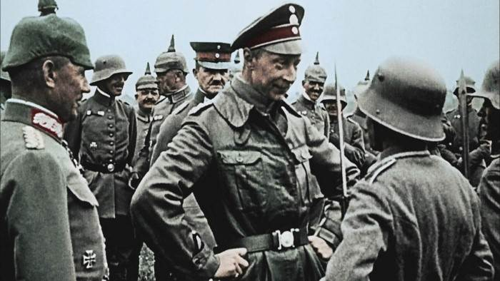 Image du programme Apocalypse Verdun