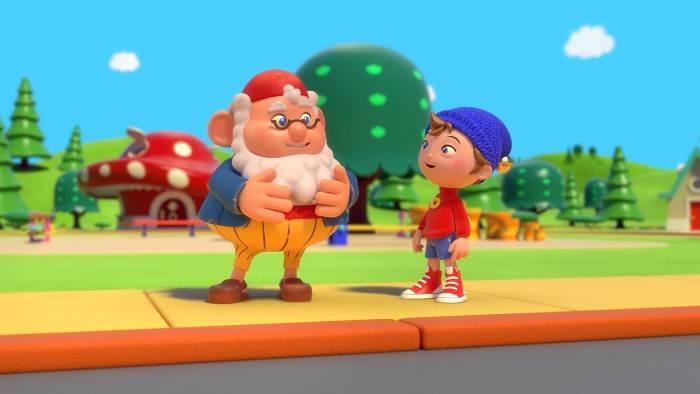 Image du programme Oui-Oui, enquêtes au Pays des jouets S 01
