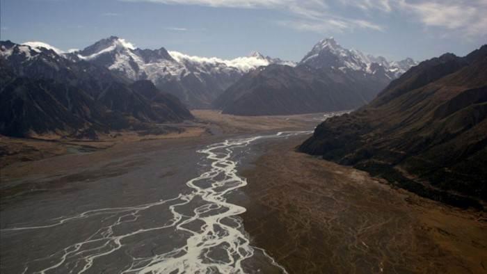 Image du programme Nouvelle Zélande, un paradis sur terre