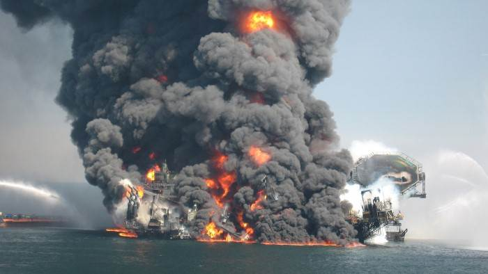 Image du programme Deepwater Horizon : plus jamais ?