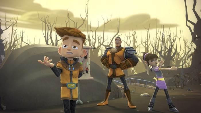 Image du programme Mon chevalier et moi