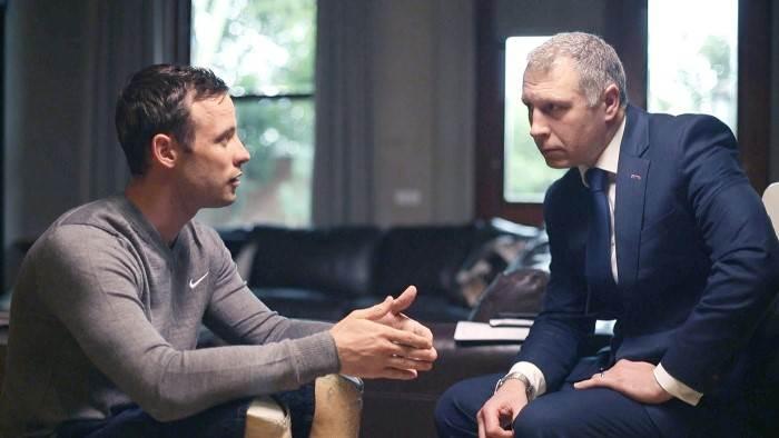 Image du programme Oscar Pistorius : l'interview exclusive