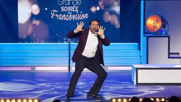 Image du programme La grande soirée de la Francovision