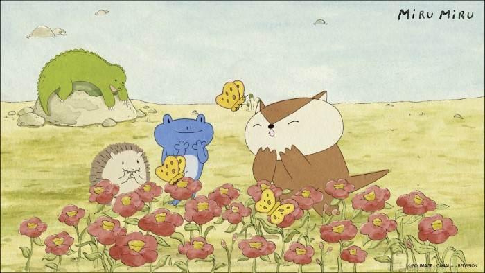 Image du programme Miru Miru