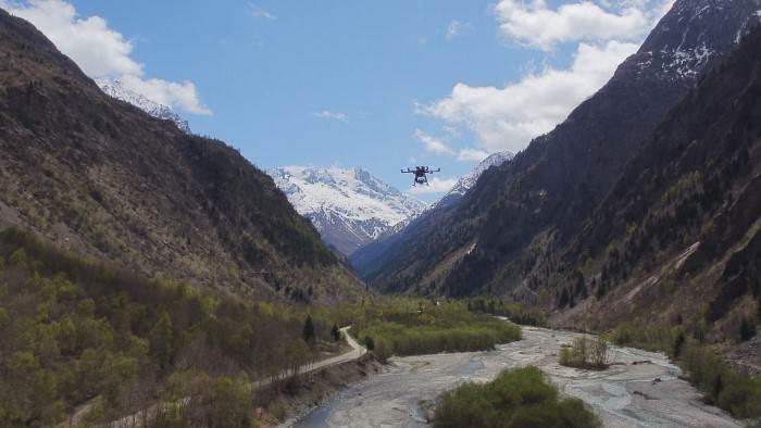 Image du programme Les drones les sentinelles de l'environnement