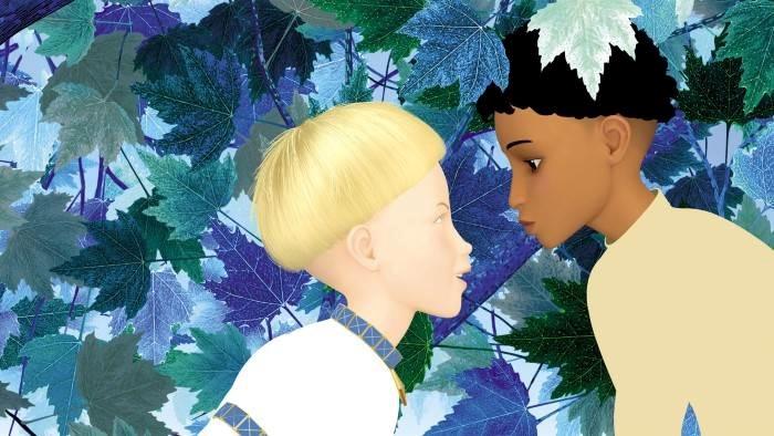 Image du programme Azur et Asmar