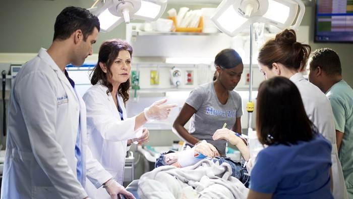 Image du programme Saving hope, au delà de la médecine S 03