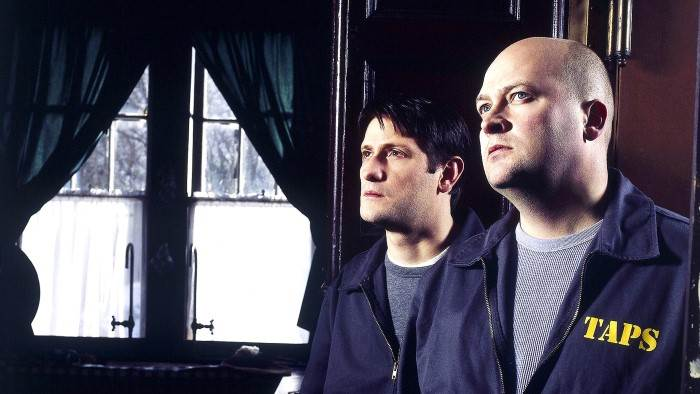 Image du programme Ghost Hunters