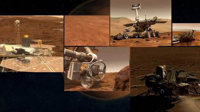 Image du programme Les nouvelles frontieres de l espace