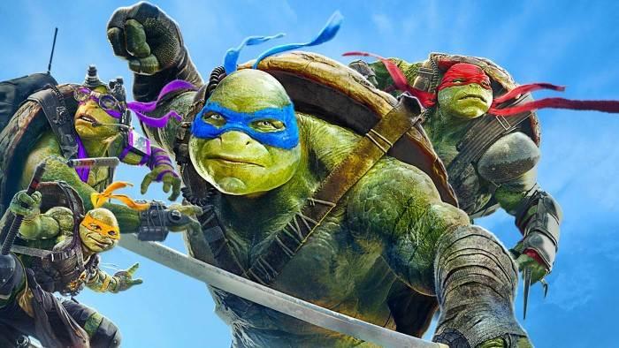Image du programme Ninja Turtles 2