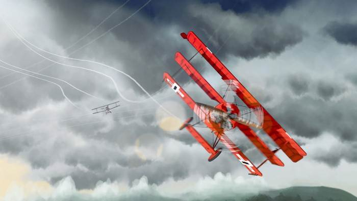 Image du programme Sky Heroes