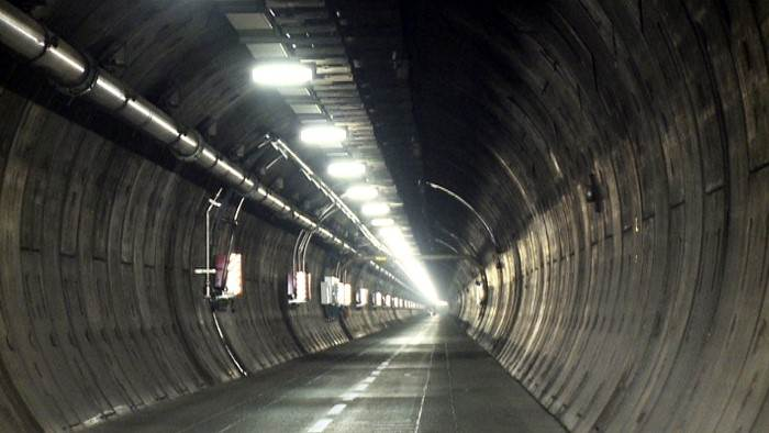 Image du programme Le tunnel sous la Manche, tout un monde