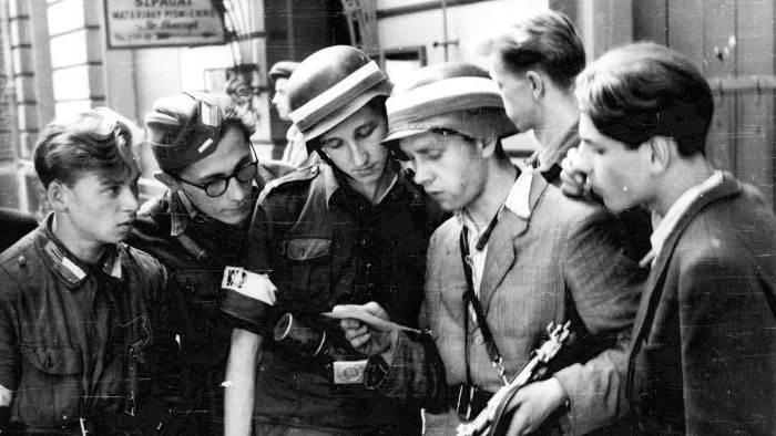 Image du programme Mourir pour Varsovie