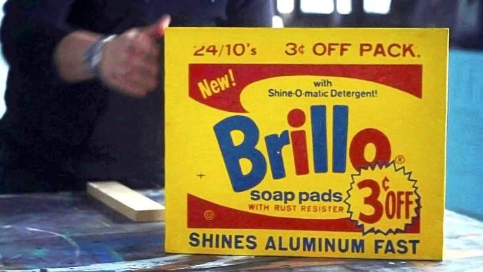 Image du programme La Brillo Box, Warhol & moi