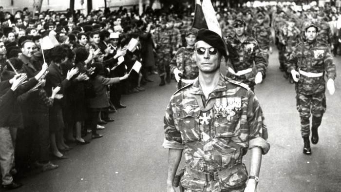 Image du programme La bataille d'Alger, un film dans l'Histoire