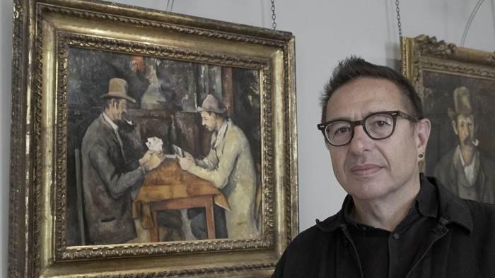 Image du programme A chaque tableau son histoire