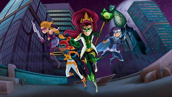 Image du programme Mysticons