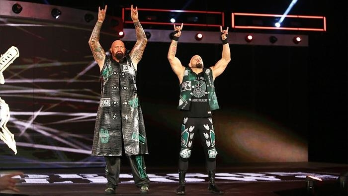 Image du programme Catch américain Raw - 16/05