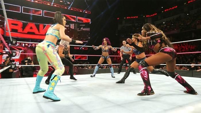 Image du programme Catch américain Raw - 12/09