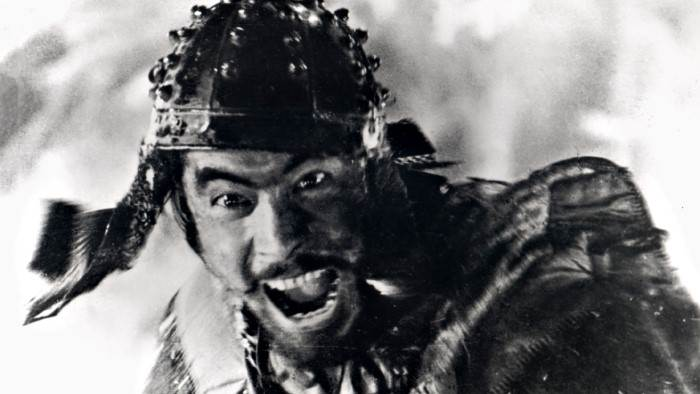 Image du programme Les sept samouraïs