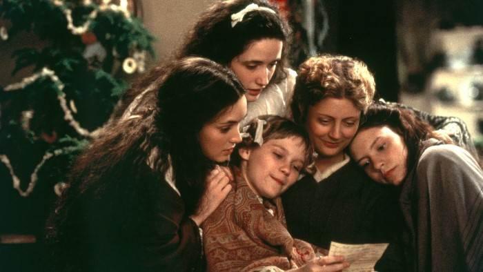 Image du programme Les quatre filles du docteur March
