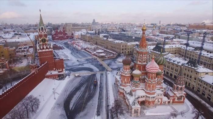 Image du programme De l'URSS à la Russie - Chronique d'une hégémonie