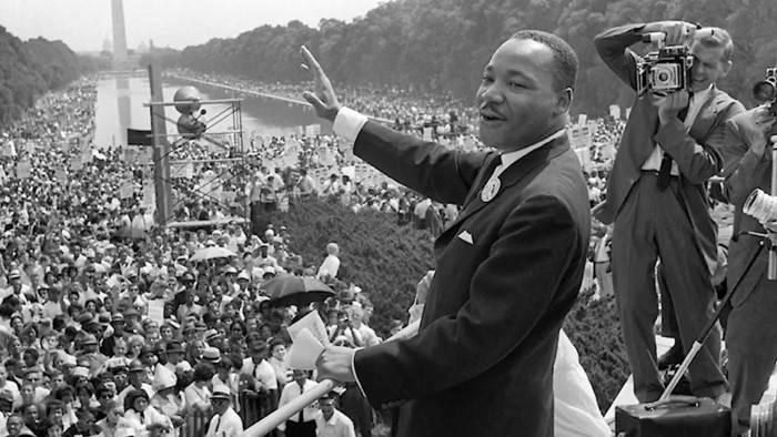 Image du programme Je suis Martin Luther King