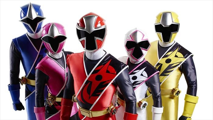 Image du programme Power Rangers Super Ninja Steel