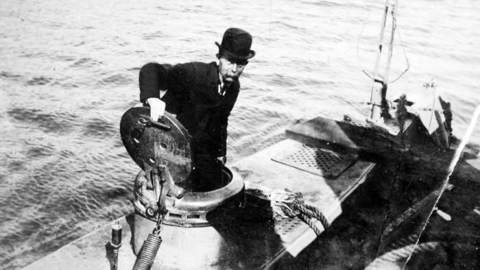Image du programme John Philip Holland, inventeur du sous-marin