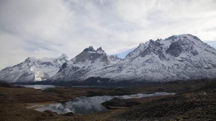 Image du programme Destination Wild Chili : Au bout du monde