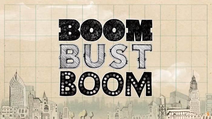 Image du programme Boom Bust Boom