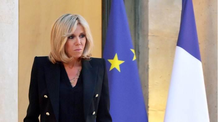 Image du programme Brigitte Macron, un roman français