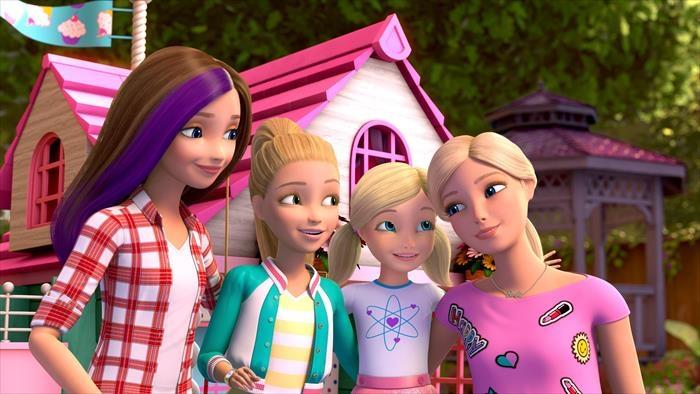 Image du programme Barbie Dreamhouse Adventures