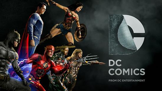 Les héros DC Comics