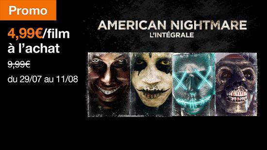 Promo American Nightmare