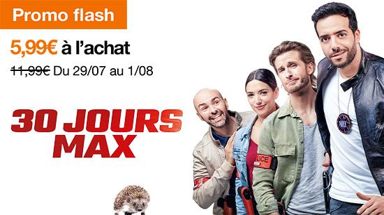 Promo Flash: 30 jours max