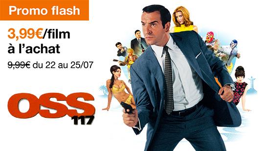 Promo Flash : OSS 117